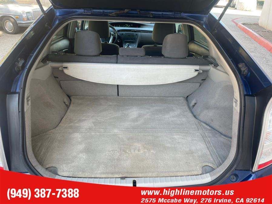Used Toyota Prius 5dr HB III (Natl) 2010 | High Line Motors LLC. Irvine, California