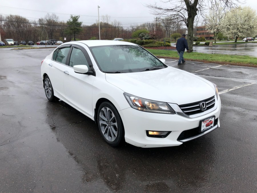 Used 2015 Honda Accord Sedan in Hartford , Connecticut | Ledyard Auto Sale LLC. Hartford , Connecticut