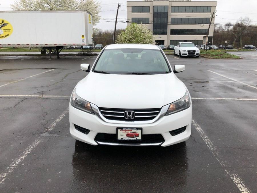 Used Honda Accord Sedan 4dr I4 CVT LX 2015   Ledyard Auto Sale LLC. Hartford , Connecticut