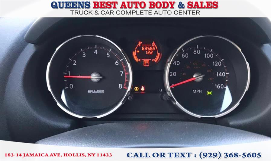 Used Nissan Rogue AWD 4dr SL 2009 | Queens Best Auto Body / Sales. Hollis, New York