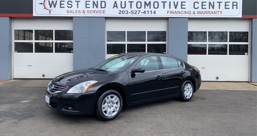 Used 2011 Nissan Altima in Waterbury, Connecticut | West End Automotive Center. Waterbury, Connecticut