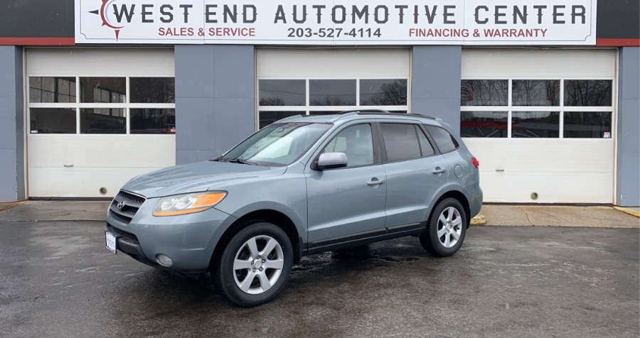 Used 2009 Hyundai Santa Fe in Waterbury, Connecticut | West End Automotive Center. Waterbury, Connecticut