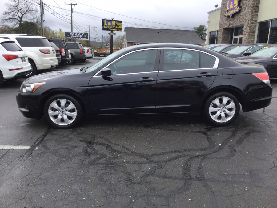 Used Honda Accord Sdn 4dr I4 Auto EX-L 2008 | L&S Automotive LLC. Plantsville, Connecticut