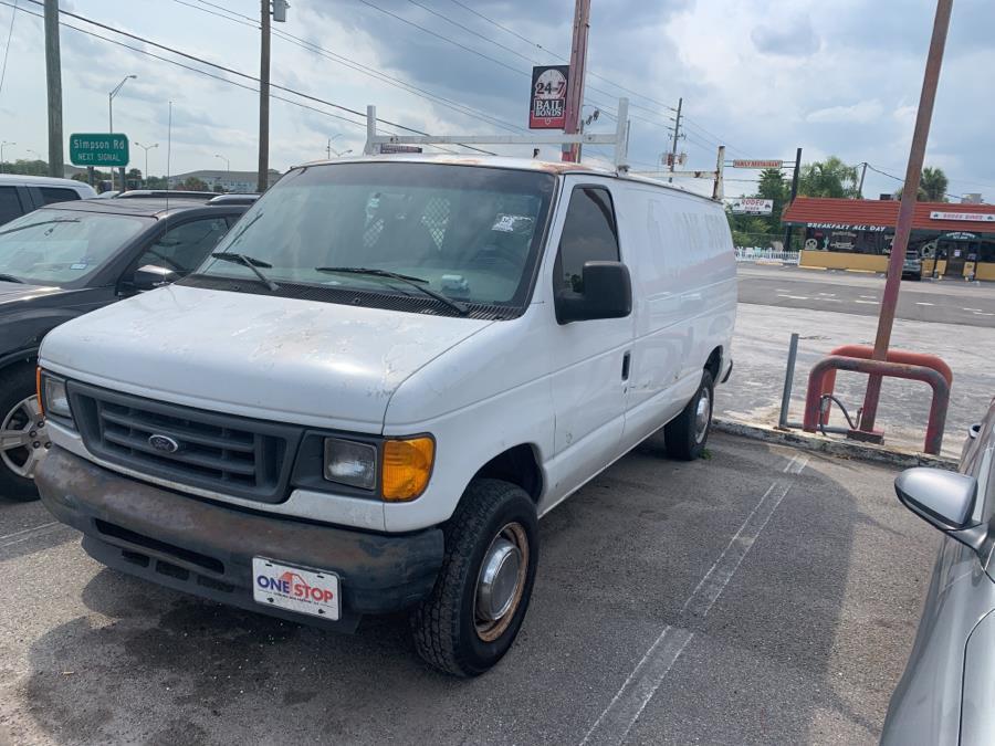 Used Ford Econoline Cargo Van E-250 2005 | Central florida Auto Trader. Kissimmee, Florida