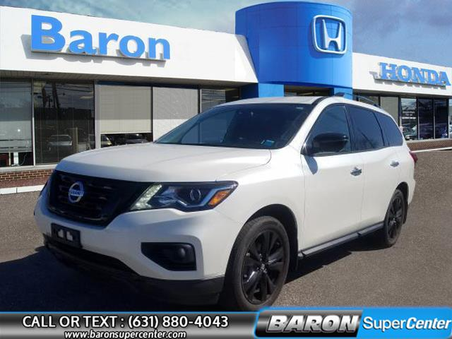 Used 2018 Nissan Pathfinder in Patchogue, New York | Baron Supercenter. Patchogue, New York