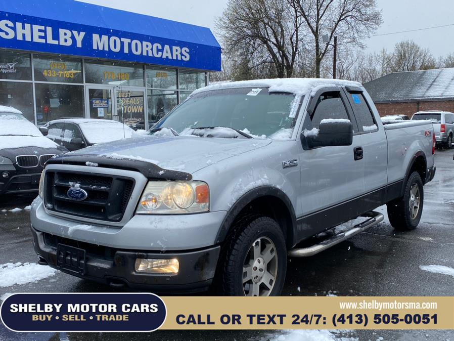 """Used Ford F-150 Supercab 133"""" XLT 4WD 2004 