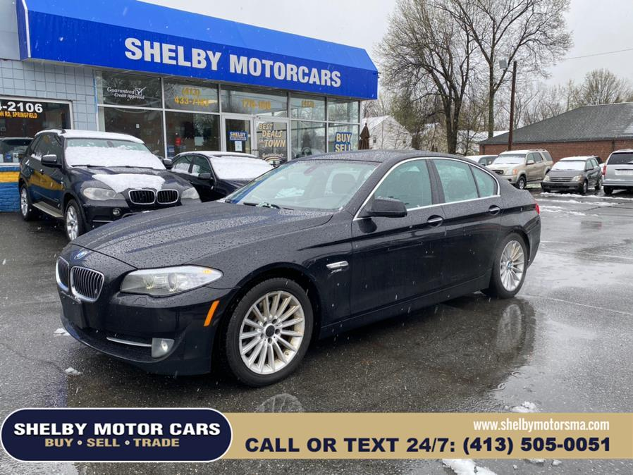 Used 2011 BMW 5 Series in Springfield, Massachusetts | Shelby Motor Cars . Springfield, Massachusetts