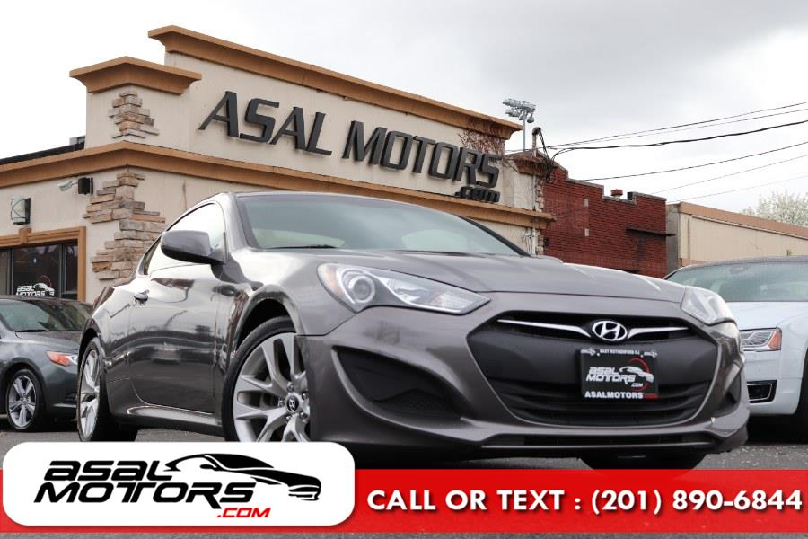 Used Hyundai Genesis Coupe 2dr I4 2.0T Auto 2013 | Asal Motors. East Rutherford, New Jersey