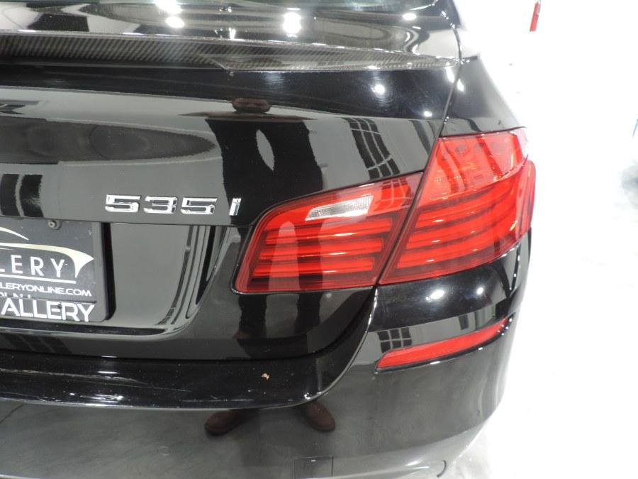 2016 BMW 5-Series 4dr Sdn 535i RWD Msport photo
