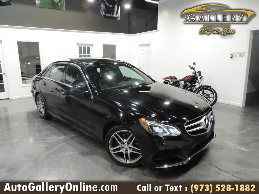 Used 2016 Mercedes-Benz E-Class in Lodi, New Jersey | Auto Gallery. Lodi, New Jersey