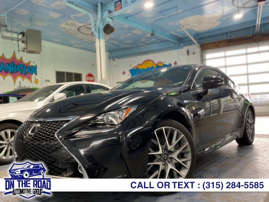 Used Lexus RC RC 300 F Sport AWD 2017 | On The Road Automotive Group Inc. Bronx, New York