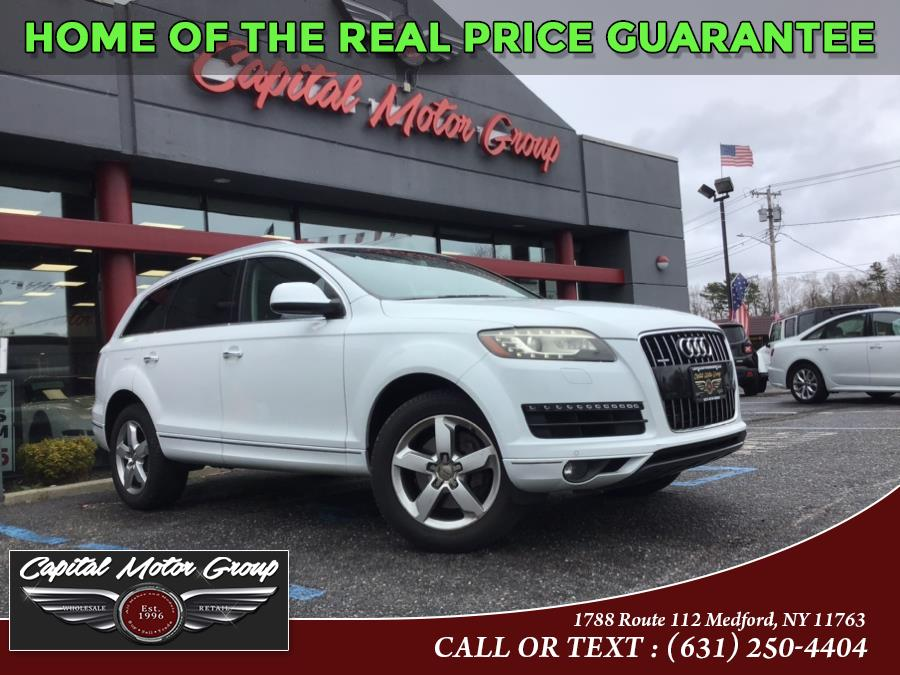 Used 2015 Audi Q7 in Medford, New York | Capital Motor Group Inc. Medford, New York