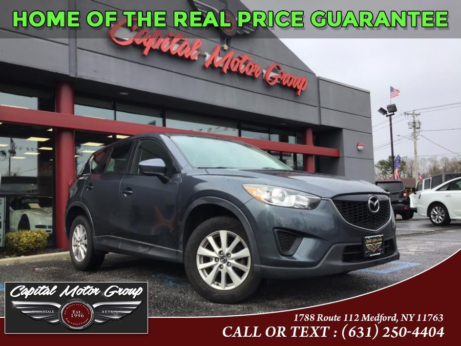 Used 2013 Mazda CX-5 in Medford, New York | Capital Motor Group Inc. Medford, New York