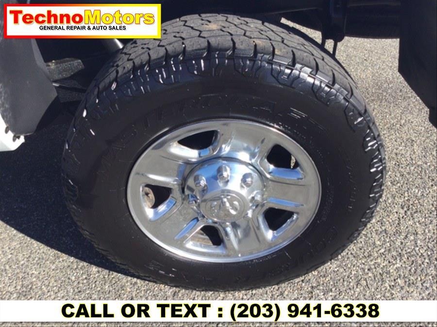 "Used Ram 2500 4WD Crew Cab 149"" SLT 2015   Techno Motors . Danbury , Connecticut"