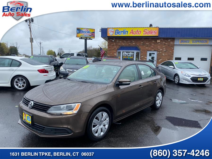 Used 2011 Volkswagen Jetta Sedan in Berlin, Connecticut | Berlin Auto Sales LLC. Berlin, Connecticut