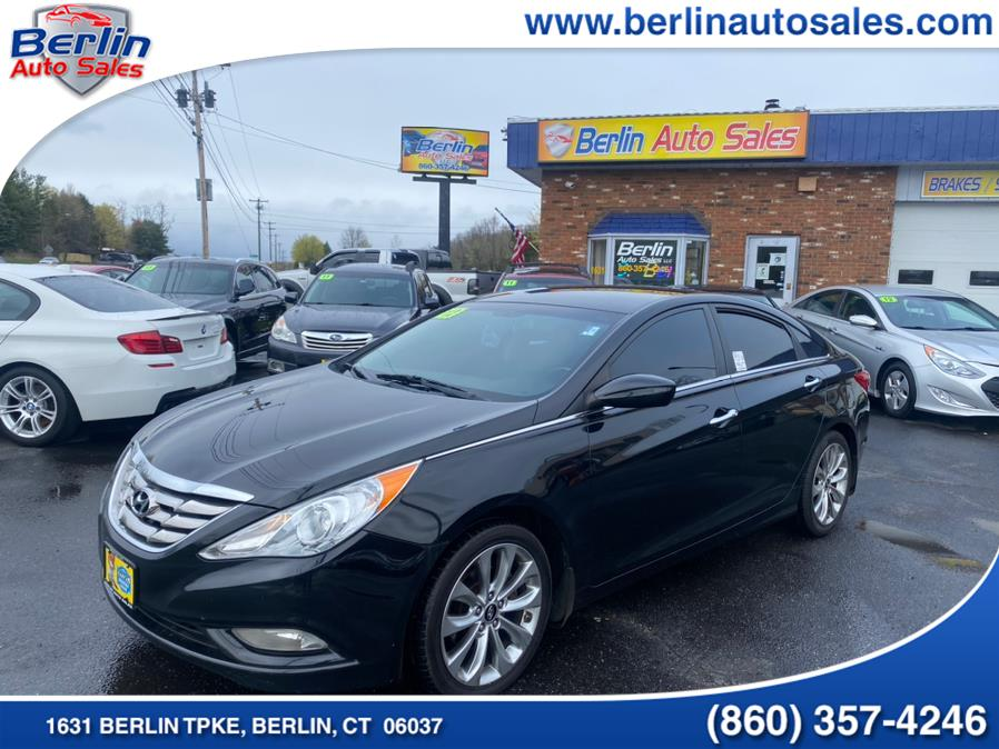 Used 2012 Hyundai Sonata in Berlin, Connecticut | Berlin Auto Sales LLC. Berlin, Connecticut