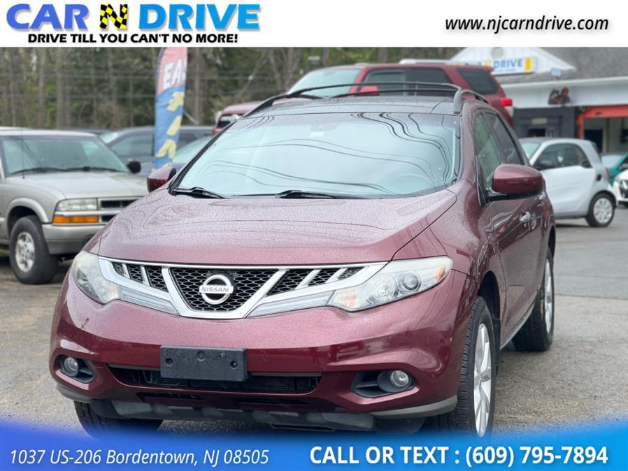 Used Nissan Murano SL AWD 2011 | Car N Drive. Bordentown, New Jersey