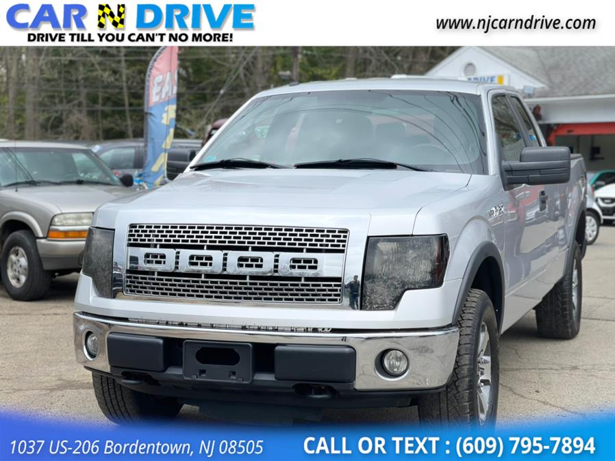 Used Ford F-150 STX SuperCab 6.5-ft. Bed 4WD 2013 | Car N Drive. Bordentown, New Jersey