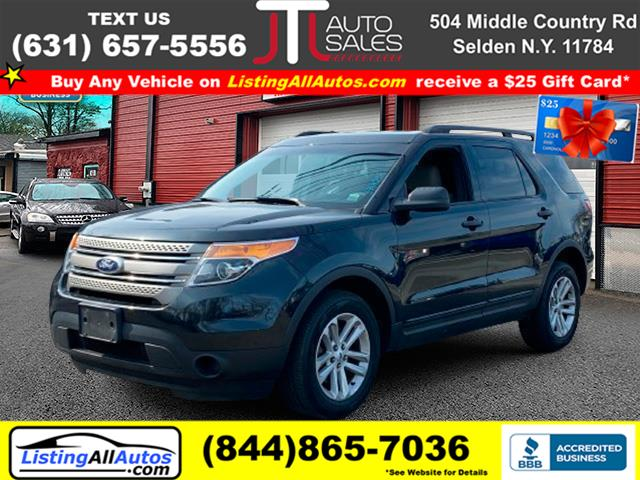 Used 2015 Ford Explorer in Patchogue, New York | www.ListingAllAutos.com. Patchogue, New York