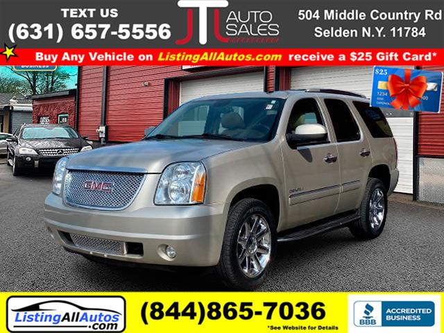 Used 2013 GMC Yukon in Patchogue, New York | www.ListingAllAutos.com. Patchogue, New York
