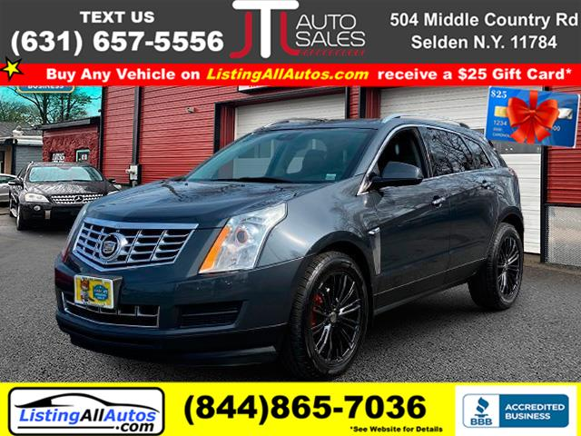 Used 2013 Cadillac Srx in Patchogue, New York | www.ListingAllAutos.com. Patchogue, New York