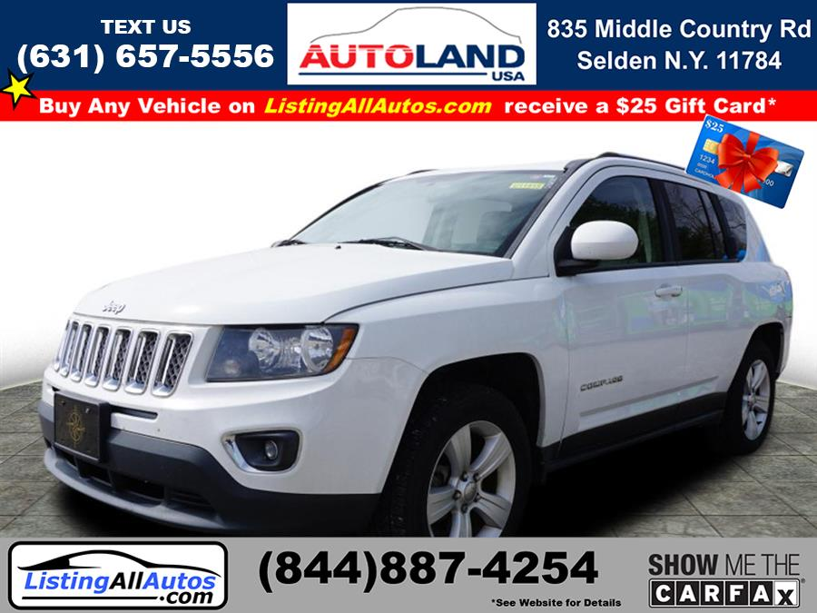 Used 2015 Jeep Compass in Patchogue, New York | www.ListingAllAutos.com. Patchogue, New York