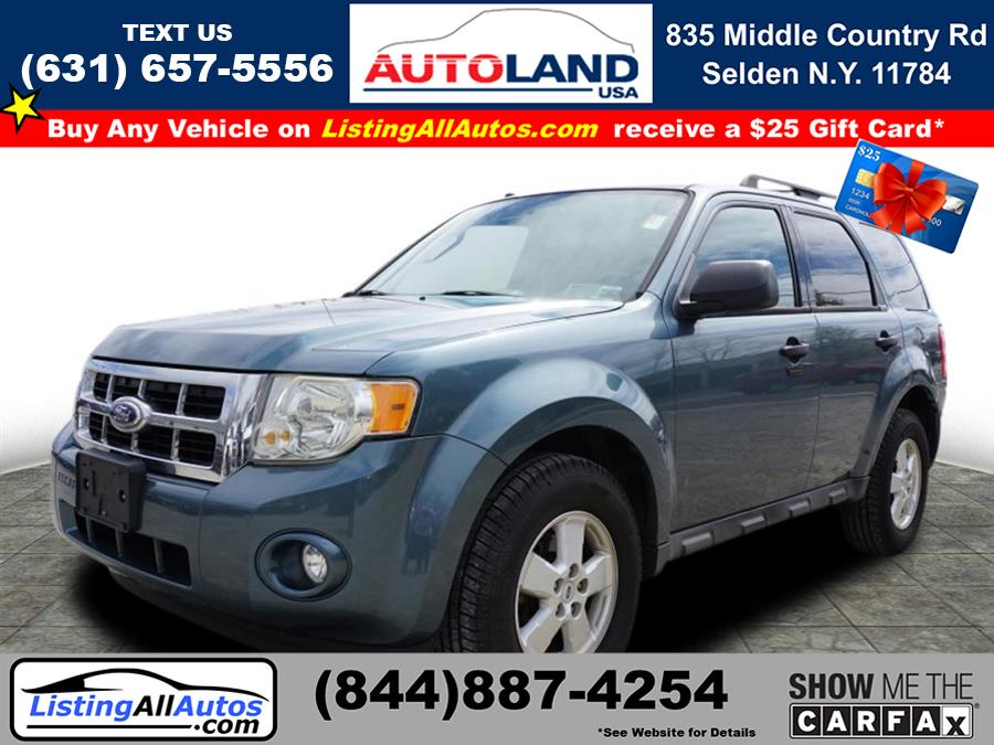 Used 2010 Ford Escape in Patchogue, New York | www.ListingAllAutos.com. Patchogue, New York