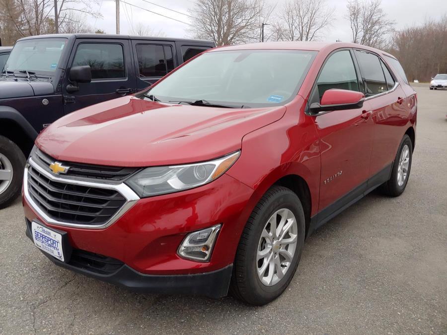 Used Chevrolet Equinox AWD 4dr LT w/1LT 2018 | Rockland Motor Company. Rockland, Maine