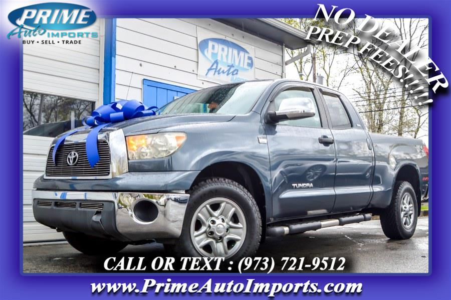 Used 2007 Toyota Tundra in Bloomingdale, New Jersey | Prime Auto Imports. Bloomingdale, New Jersey