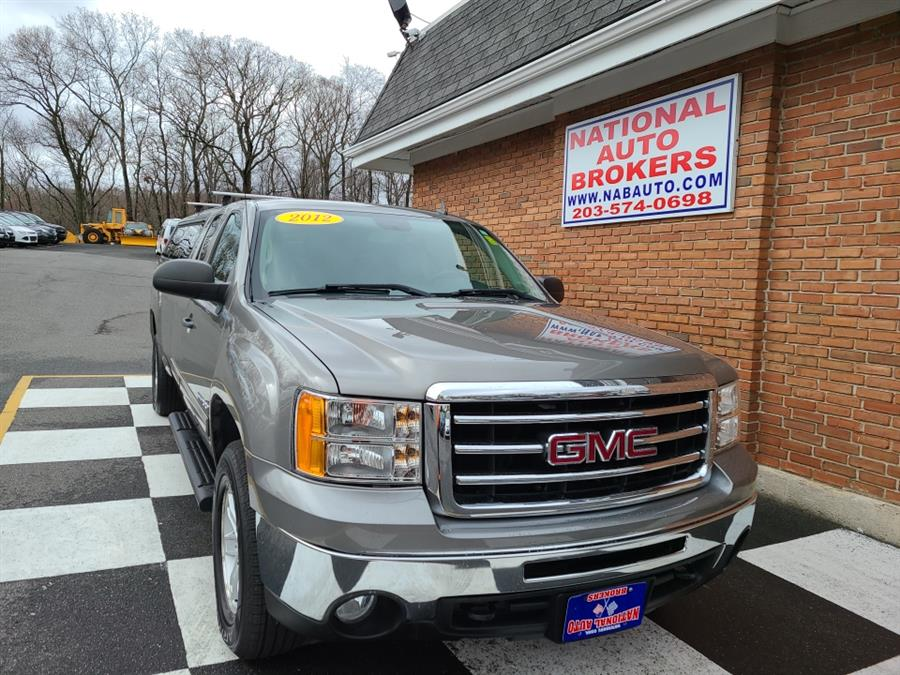 Used 2012 GMC Sierra 1500 Longbed in Waterbury, Connecticut | National Auto Brokers, Inc.. Waterbury, Connecticut