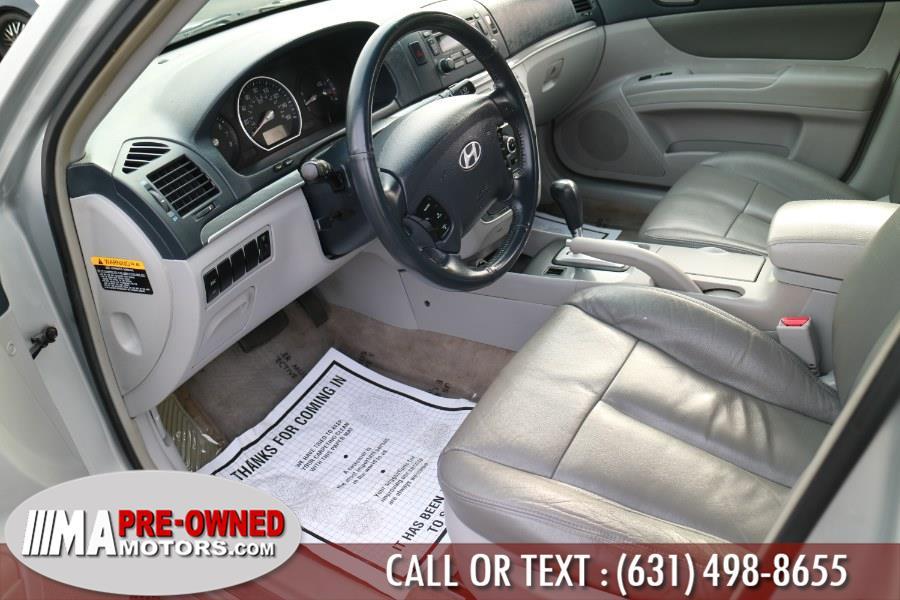 Used Hyundai Sonata 4dr Sdn GLS V6 Auto 2006   M & A Motors. Huntington, New York