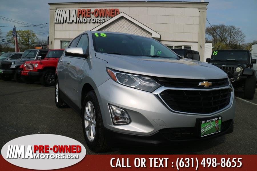 Used 2018 Chevrolet Equinox in Huntington, New York | M & A Motors. Huntington, New York