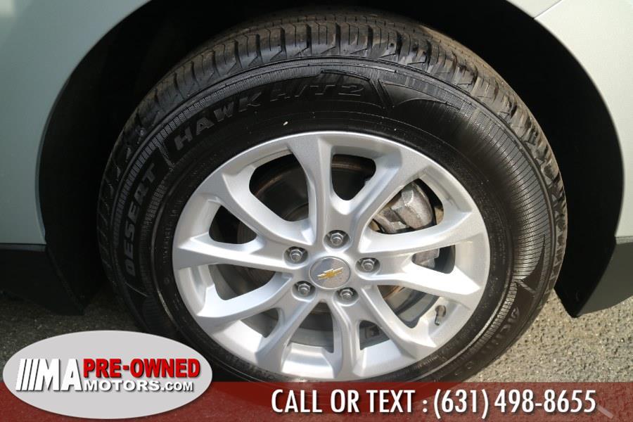 Used Chevrolet Equinox FWD 4dr LT w/1LT 2018 | M & A Motors. Huntington, New York