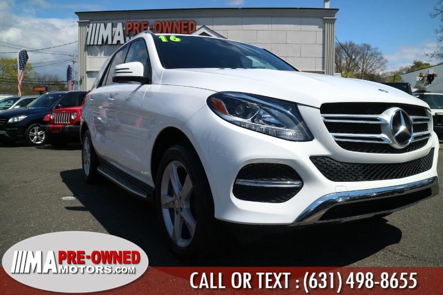Used Mercedes-Benz GLE 4MATIC 4dr GLE 350 2016 | M & A Motors. Huntington, New York