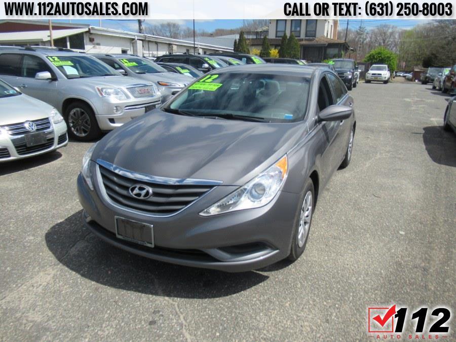 Used Hyundai Sonata 4dr Sdn 2.4L Man GLS 2012 | 112 Auto Sales. Patchogue, New York