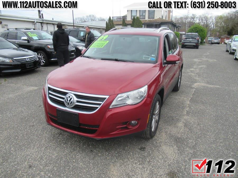 Used Volkswagen Tiguan AWD SE w/Leather 2009   112 Auto Sales. Patchogue, New York