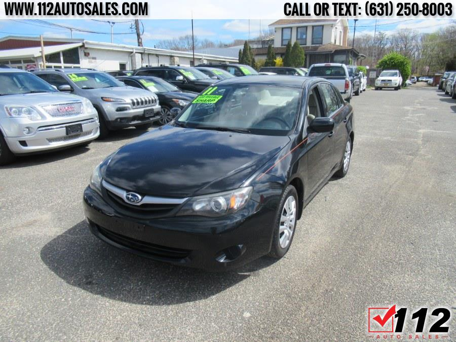 Used Subaru Impreza Sedan 4dr Auto 2.5i 2011 | 112 Auto Sales. Patchogue, New York