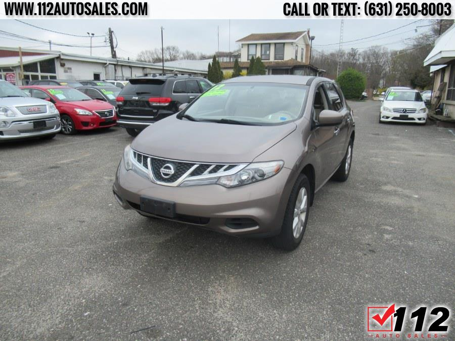 Used Nissan Murano 2WD 4dr S 2012 | 112 Auto Sales. Patchogue, New York
