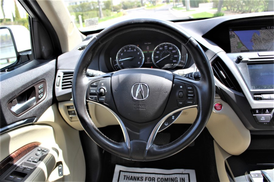 2017 Acura MDX SH-AWD w/Technology Pkg, available for sale in Great Neck, NY