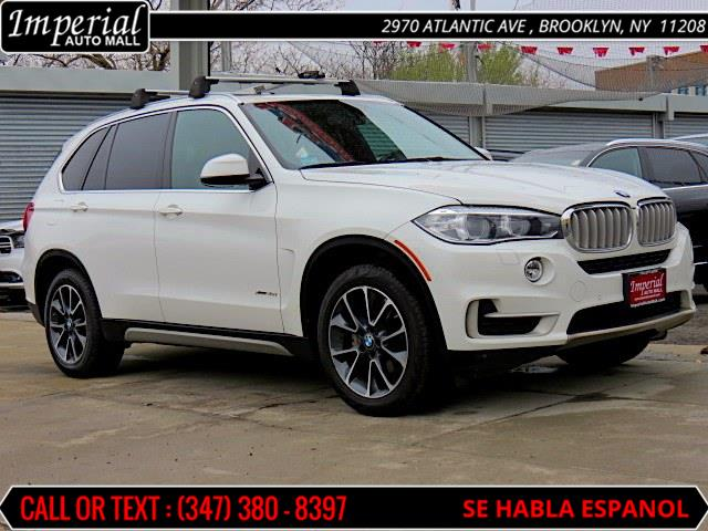 Used BMW X5 xDrive35i Sports Activity Vehicle 2017 | Imperial Auto Mall. Brooklyn, New York