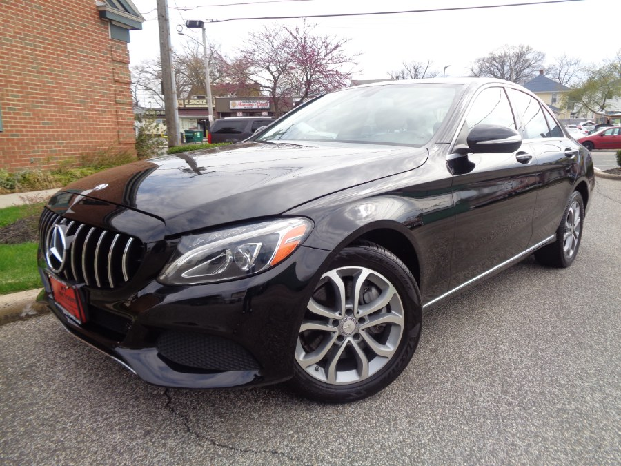 Used Mercedes-Benz C-Class 4dr Sdn C300 Sport 4MATIC 2015 | NY Auto Traders. Valley Stream, New York
