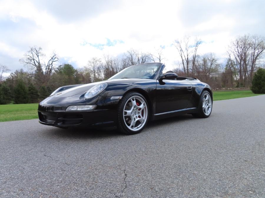 Used Porsche 911 2dr Cabriolet Carrera S 2008 | Meccanic Shop North Inc. North Salem, New York