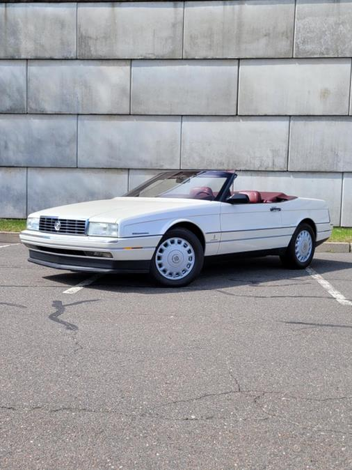 Used Cadillac Allante'' 2dr Coupe Convertible 1993 | Tony's Auto Sales. Waterbury, Connecticut