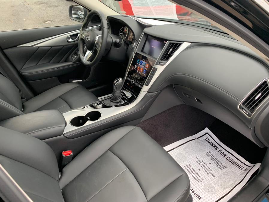 Used INFINITI Q50 3.0t LUXE RWD 2020 | Sylhet Motors Inc.. Jamaica, New York