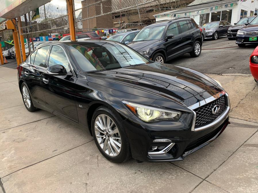 Used INFINITI Q50 3.0t LUXE RWD 2020 | Sylhet Motors Inc.. Jamaica, New York