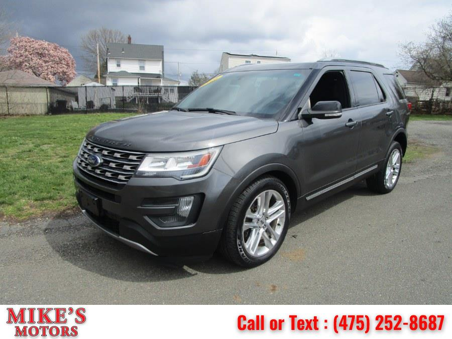 Used Ford Explorer 4WD 4dr XLT 2016 | Mike's Motors LLC. Stratford, Connecticut