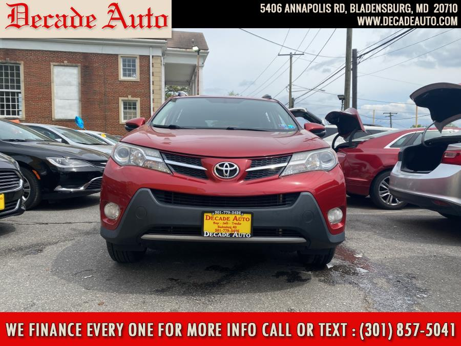 Used 2013 Toyota RAV4 in Bladensburg, Maryland | Decade Auto. Bladensburg, Maryland