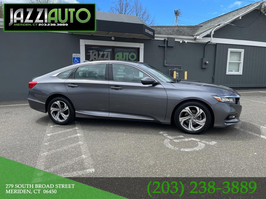 Used 2018 Honda Accord Sedan in Meriden, Connecticut | Jazzi Auto Sales LLC. Meriden, Connecticut