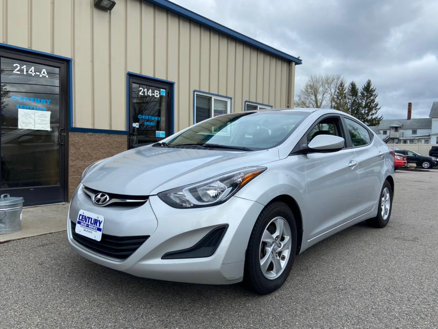 Used Hyundai Elantra 4dr Sdn Auto SE (Ulsan Plant) 2015 | Century Auto And Truck. East Windsor, Connecticut