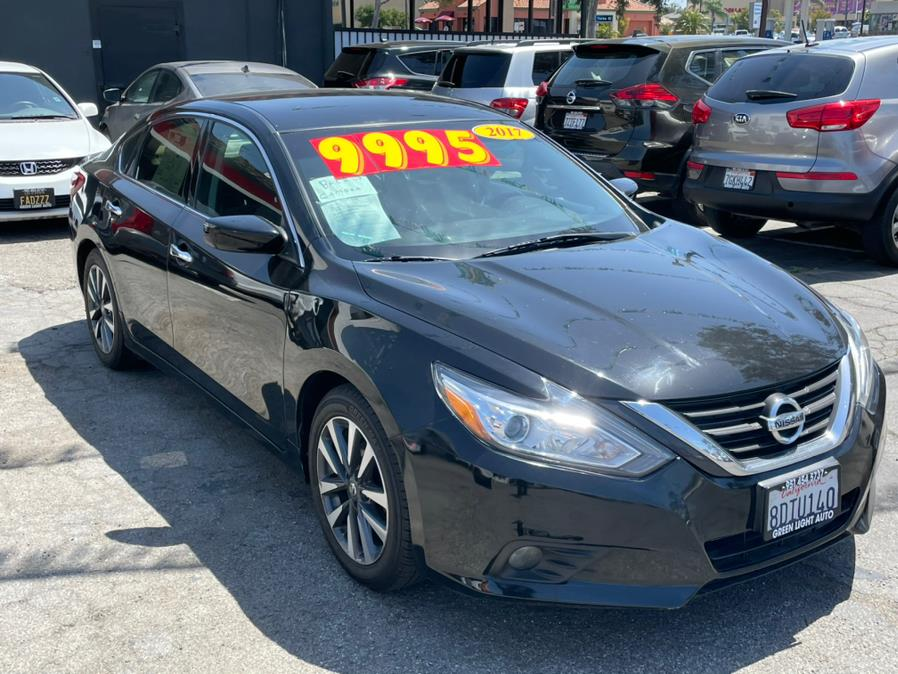 Used Nissan Altima 2.5 SV Sedan 2017 | Green Light Auto. Corona, California